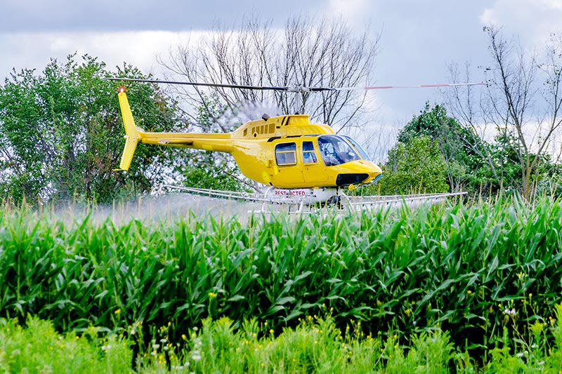 Agricultural Aerial Application in Alabama
