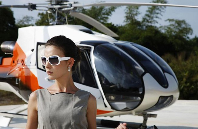 Helicopter Charters in Mobile