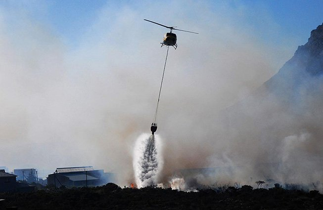 Helicopter Firefighting Mobile