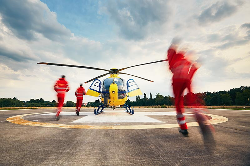 Mobile Air Ambulance