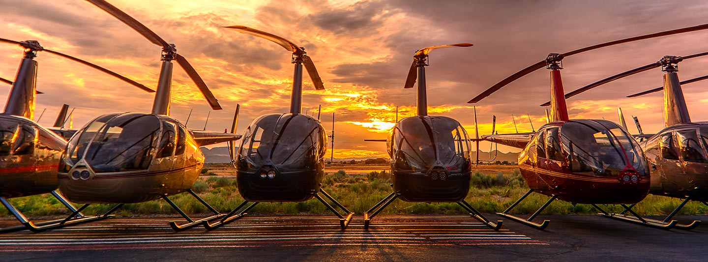 Mobile Helicopter Tours